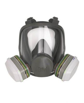Celoobličejové masky