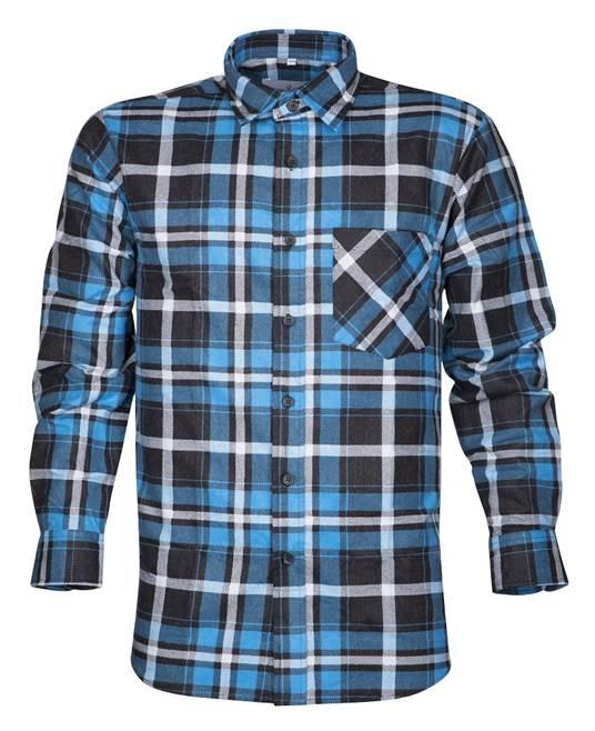 Flanelová košile JONAH 51c68dbc54