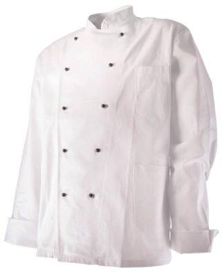 Bílé oděvy a gastronomie